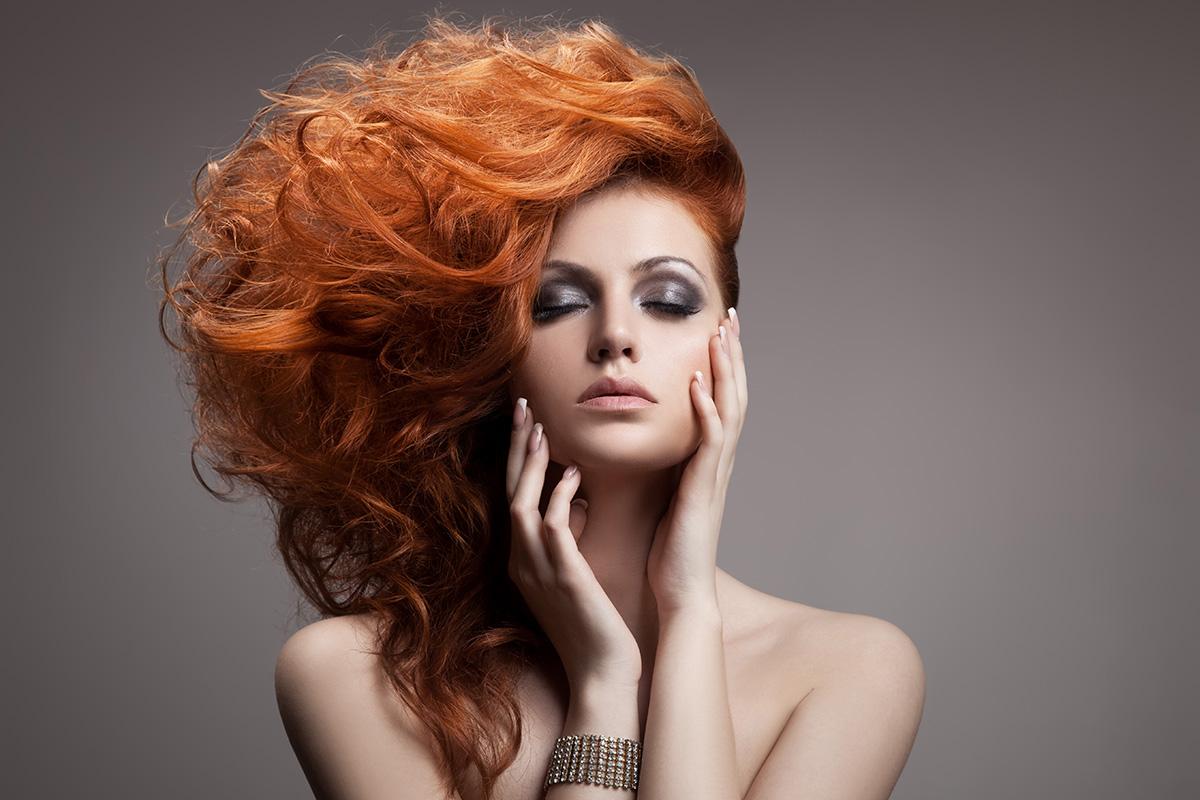 βαφές μαλλιών - χρώμα