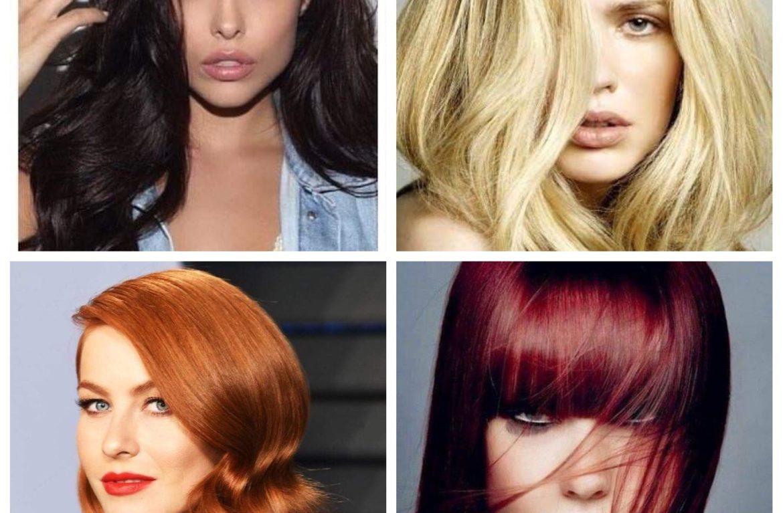 Τα Must χρώματα μαλλιών για τον Χειμώνα 2019